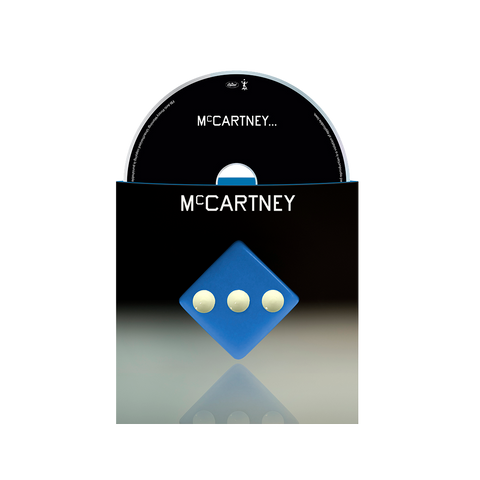 McCartney III - Secret Demo Edition Blue Cover CD