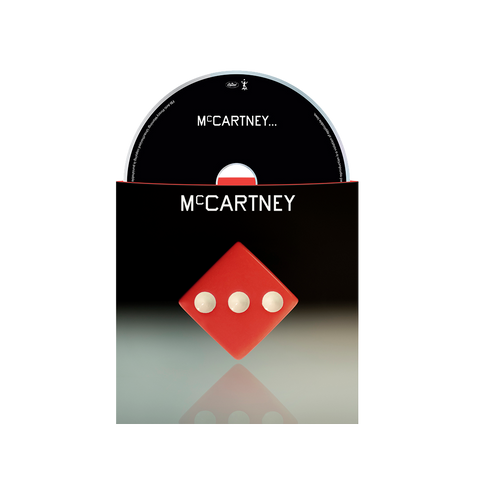 McCartney III - Secret Demo Edition Red Cover CD