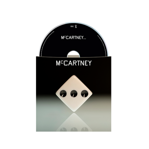 McCartney III - Secret Demo Edition White Cover CD
