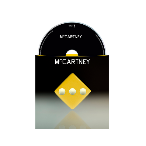McCartney III - Secret Demo Edition Yellow Cover CD