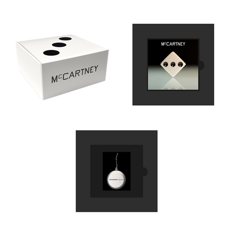 McCartney III - Secret Demo Edition White Cover CD and Ornament Box Set