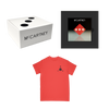 McCartney III - Secret Demo Edition Red Cover CD and T-Shirt Box Set