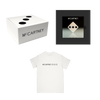 McCartney III - Secret Demo Edition White Cover CD and T-Shirt Box Set