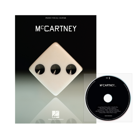 McCartney III – Songbook (CD included)