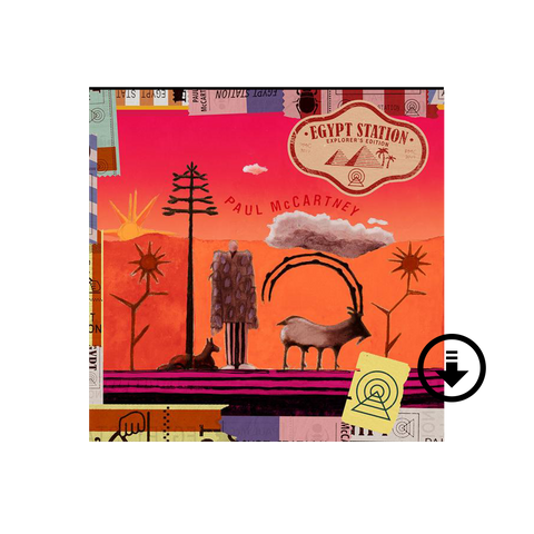 Egypt Station - Explorer's Edition – Digital Album