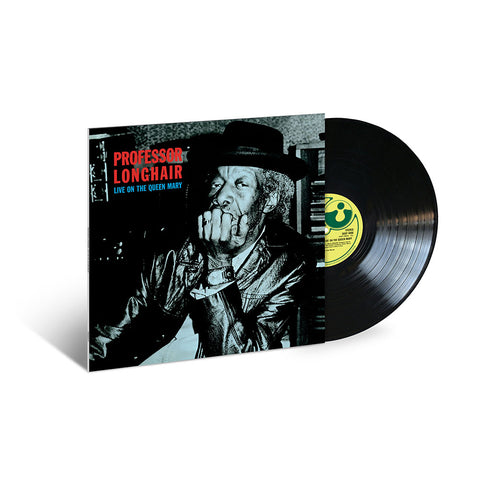 Professor Longhair: Live On The Queen Mary LP