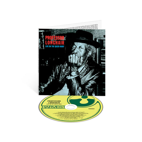 Professor Longhair: Live On The Queen Mary - CD