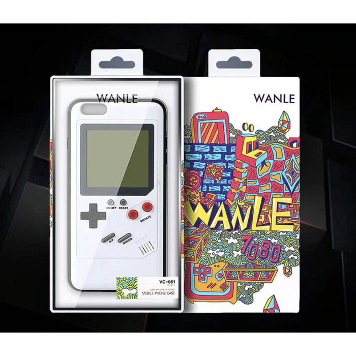 Gameboy iPhone Deksel