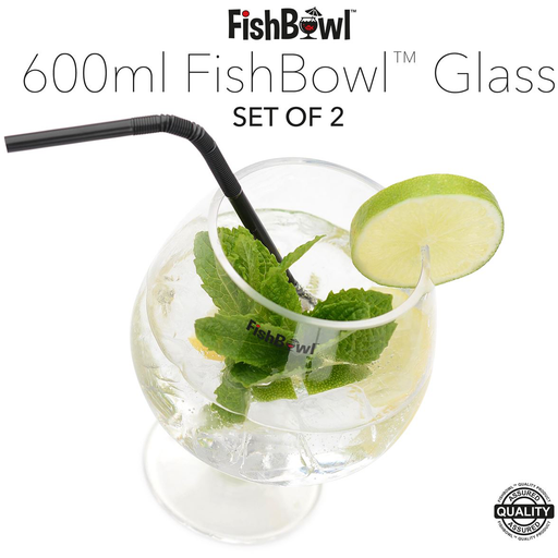 Fiskebolle glass