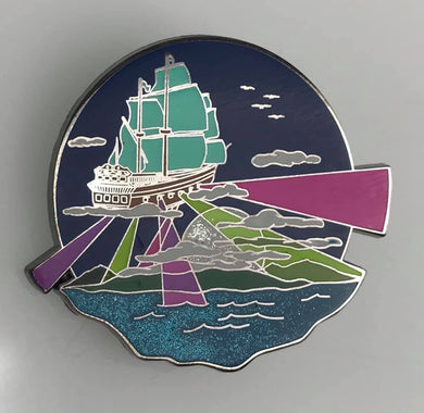 Sail on pin V1