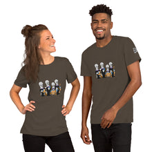 Load image into Gallery viewer, Cantina Pigeons Short-Sleeve Unisex T-Shirt