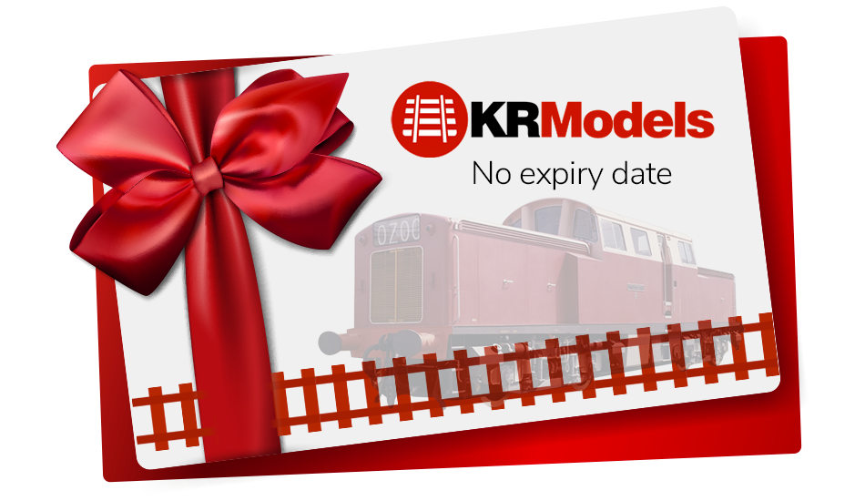 KR Models Gift Card