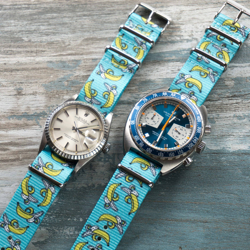 Lets go Bananas! New graphic NATO strap