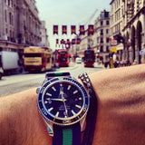 Premium Original NATO Strap Navy and Green - Cheapest NATO Straps  - 3