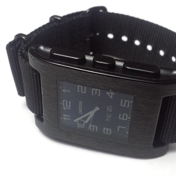 Extra Long PVD NATO Strap Black - Cheapest NATO Straps  - 8