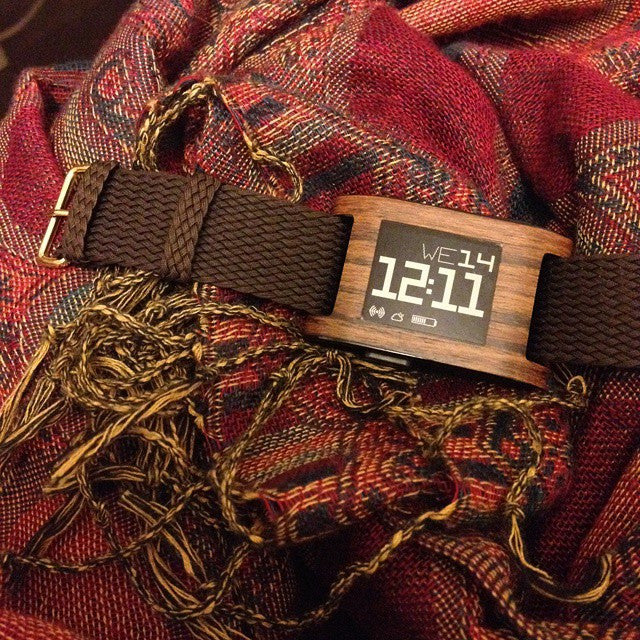 Gold Perlon strap brown - Cheapest NATO Straps  - 6