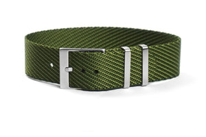 Adjustable Single Pass Strap Forest