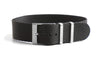 Adjustable Single Pass Strap Black