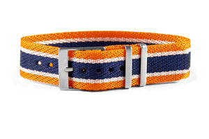 "Adjustable Single Pass Strap ""Royal Dutch"""