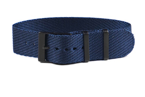 Adjustable PVD Single Pass Strap Navy