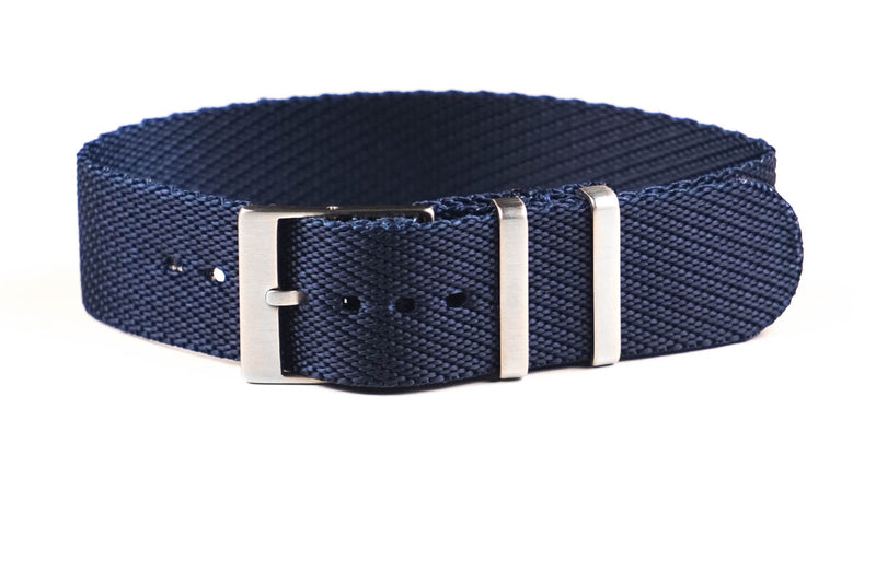 Adjustable Single Pass Strap Navy