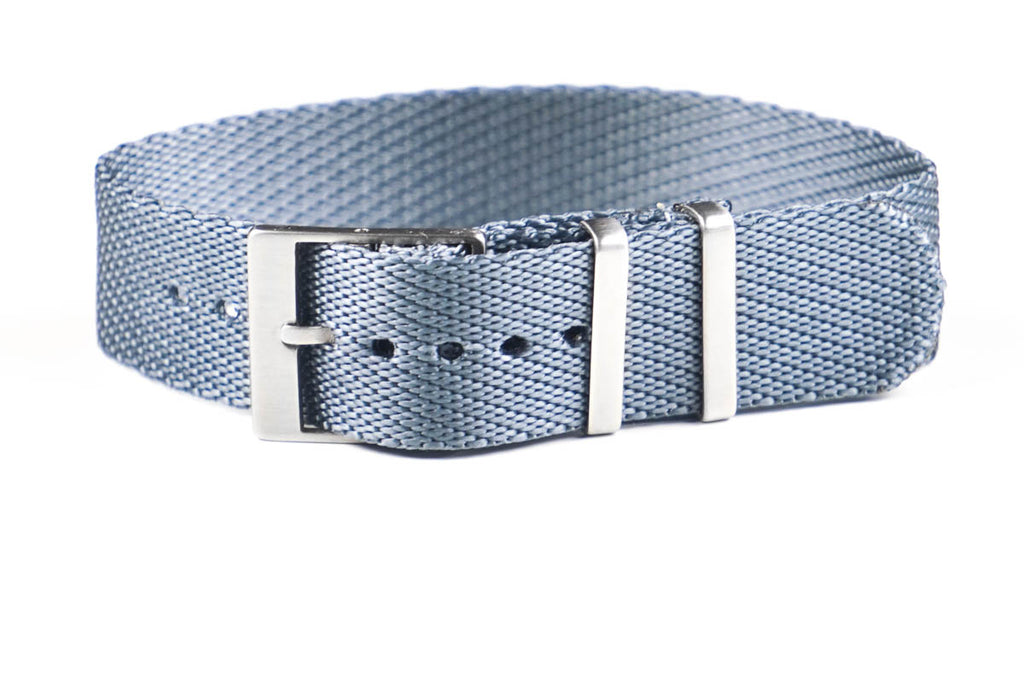 Adjustable Single Pass Strap Gray