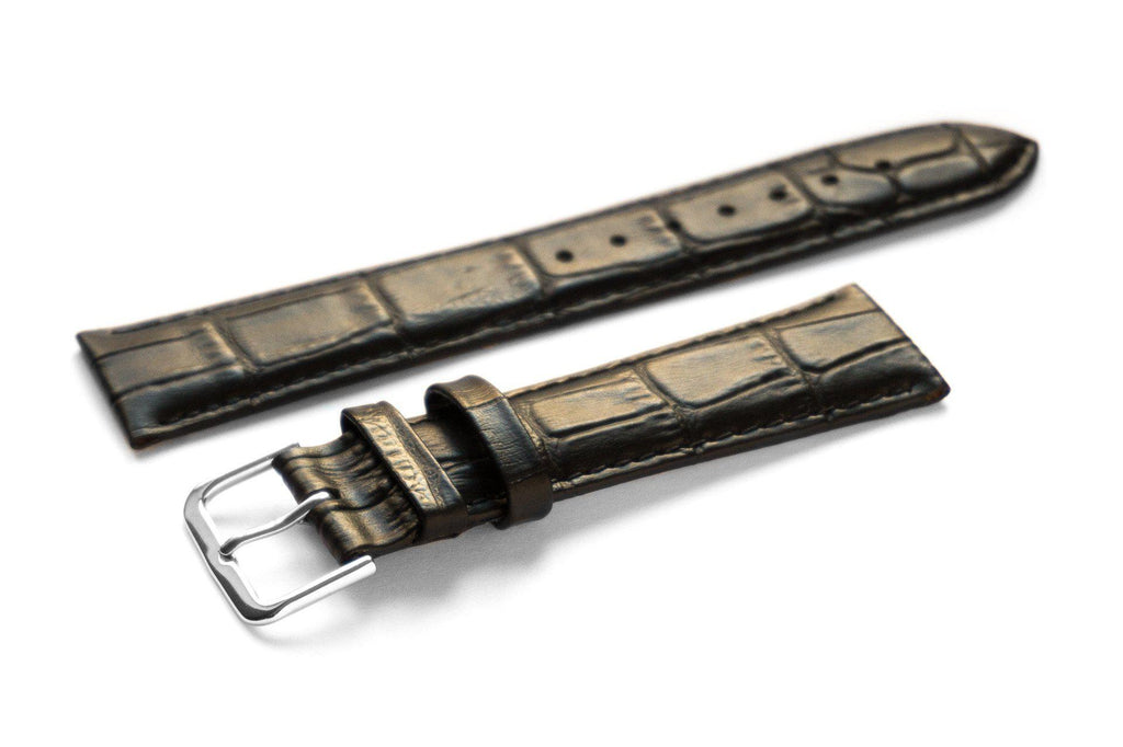 Alligator Black - Cheapest NATO Straps  - 1