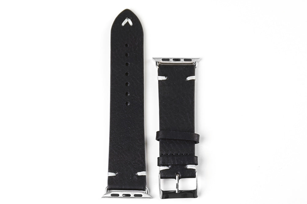 Apple Watch Strap Vintage Black