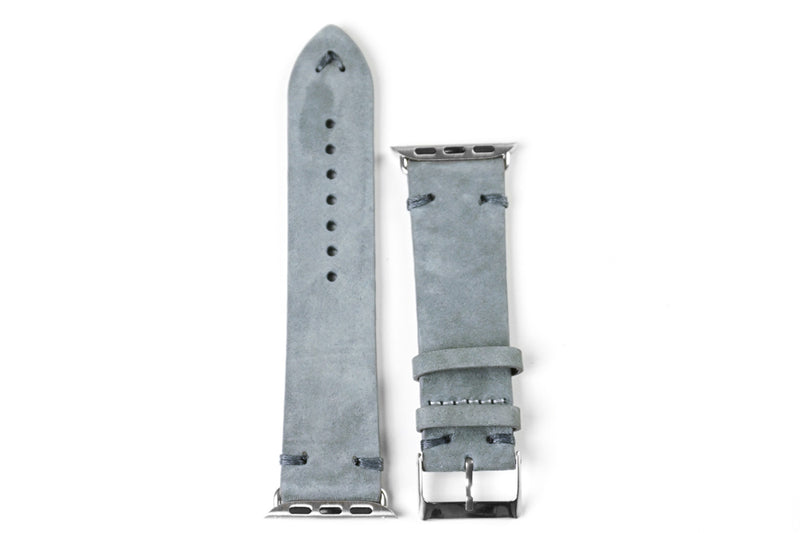 Apple Watch Strap Suede Gray (40 & 42 mm)