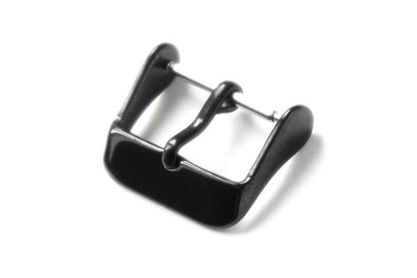 Polished Black Buckle