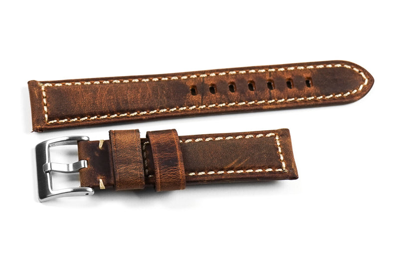 Bronco Rugged Oiled Brown