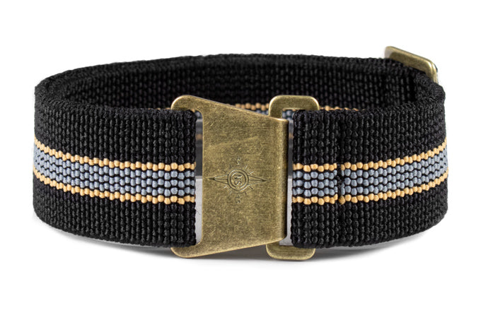 Bronze Marine Nationale Strap
