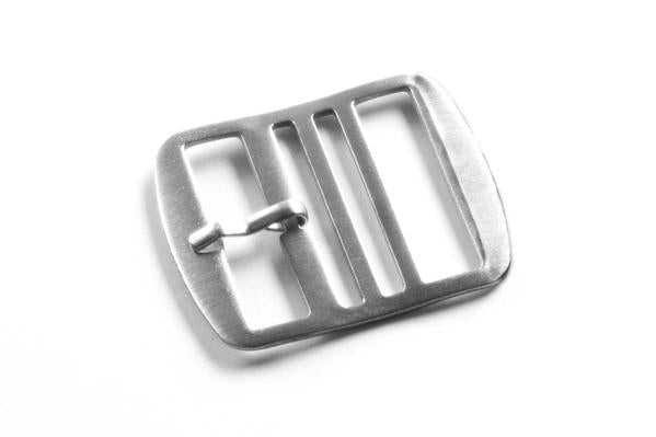 Brushed Perlon buckle