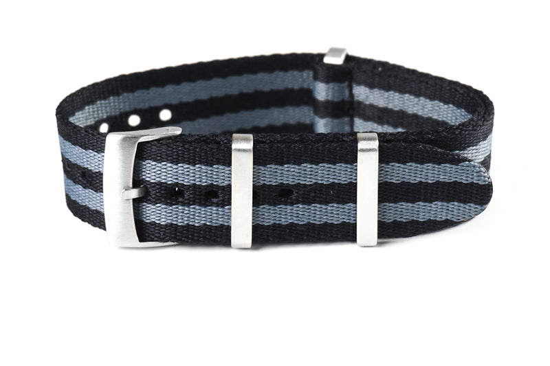 Deluxe Brushed Seat Belt NATO