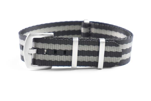 Budget Seat Belt NATO strap James Bond (18, 20 & 22 mm)