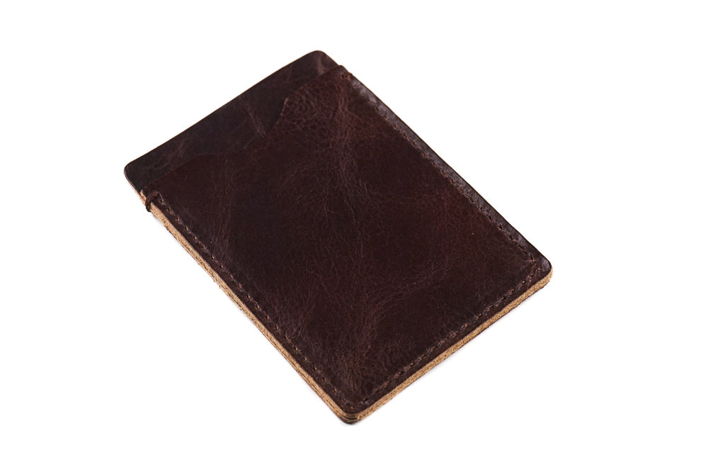 Card Holder Chocolate