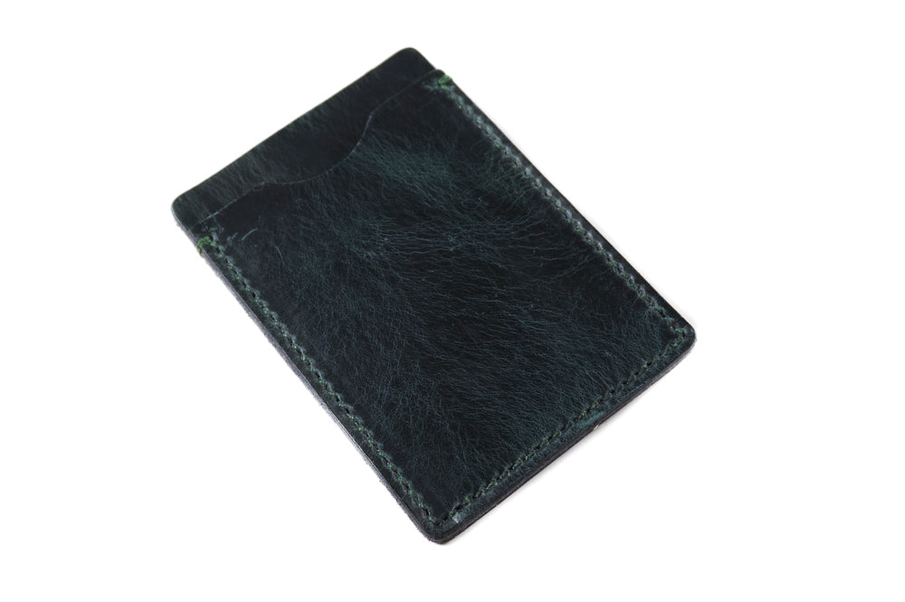 Card Holder British Racing Green