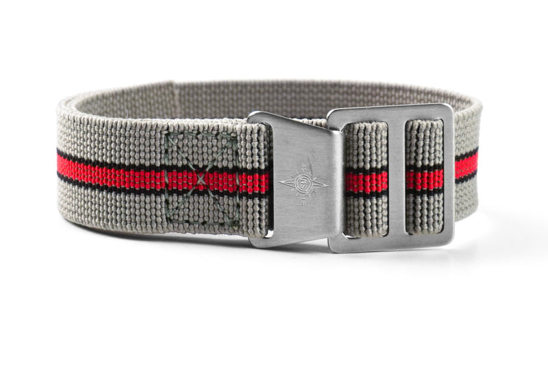 Paratrooper Strap Scuba Red