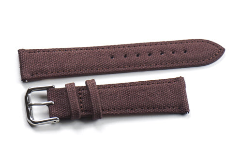 Classic Canvas Dark Brown