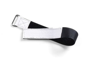 NASA Strap White Canvas