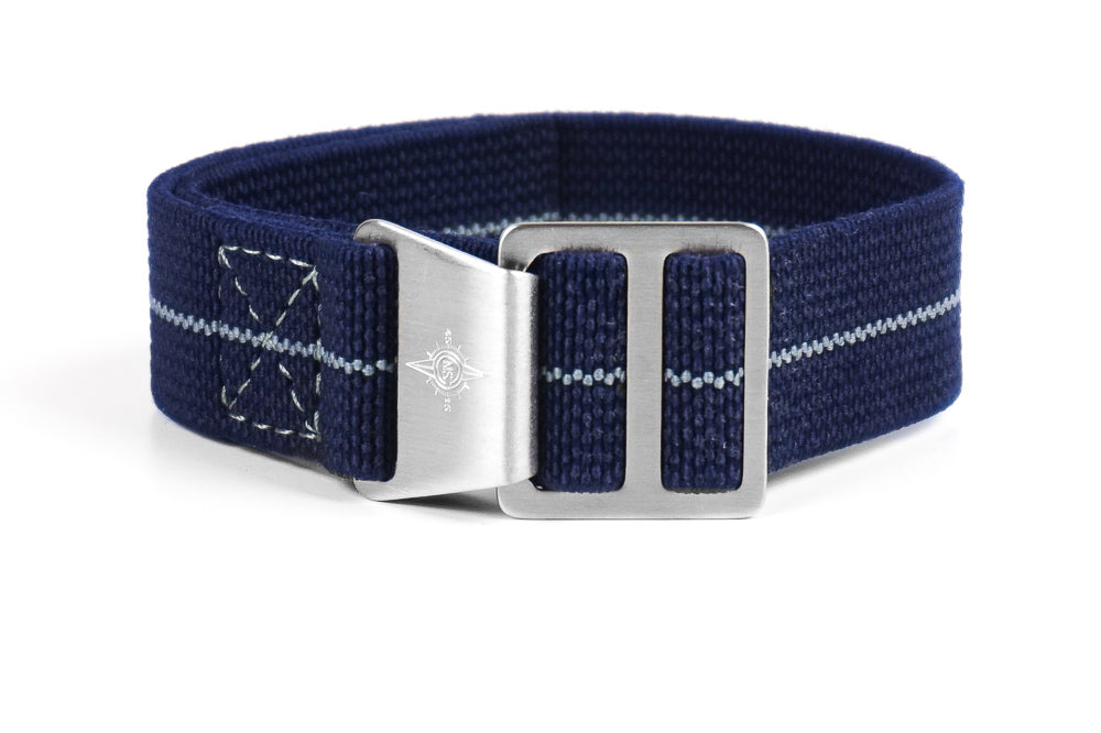 Paratrooper Strap Navy and Gray