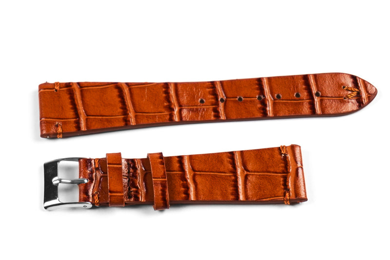 Kvarnsjö Retro Crocodile Brown