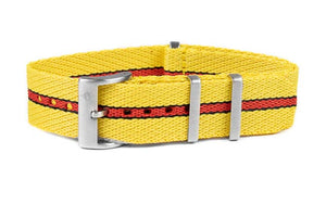 "Deluxe NATO Strap ""The Banana Boat"""