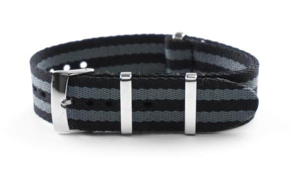Deluxe Seat Belt NATO James Bond (18 mm)