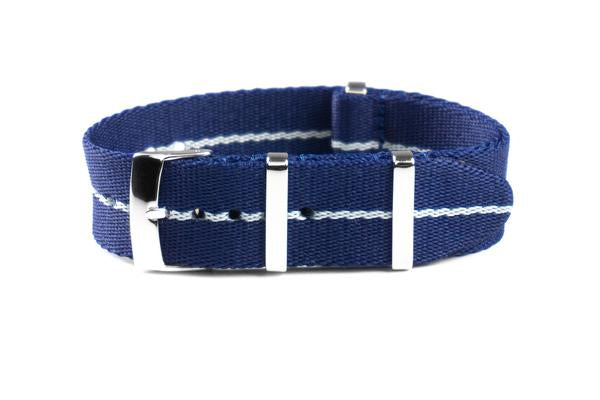 Deluxe Seat Belt NATO Baltic (18 & 21 mm)