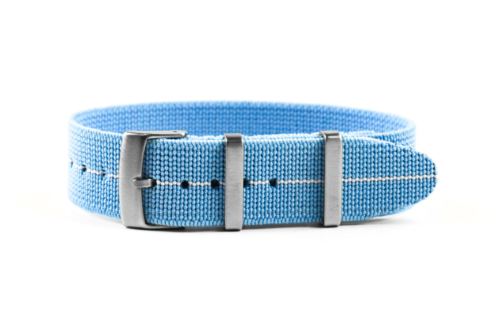 Elastic Single Pass Strap Argentina (18, 20 & 22 mm)