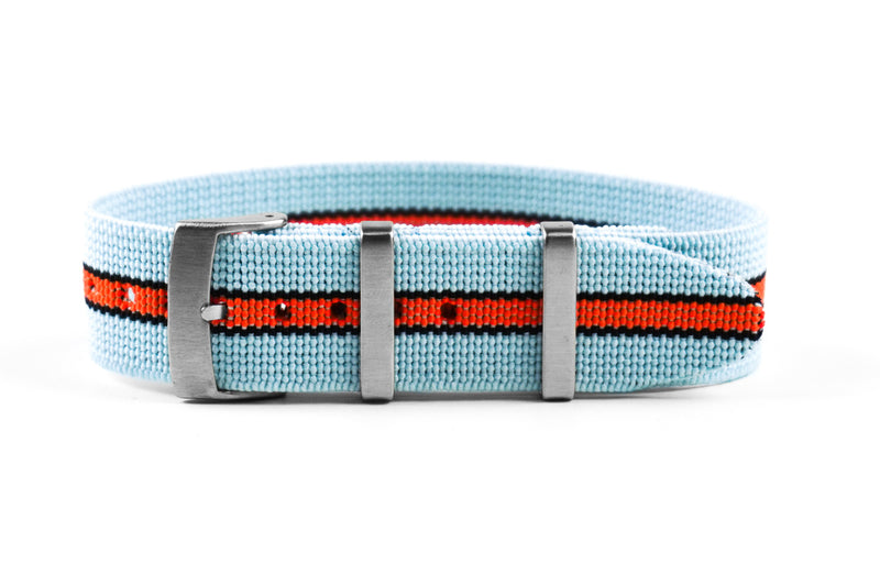 Elastic Single Pass Strap Gulf (20 & 22 mm)