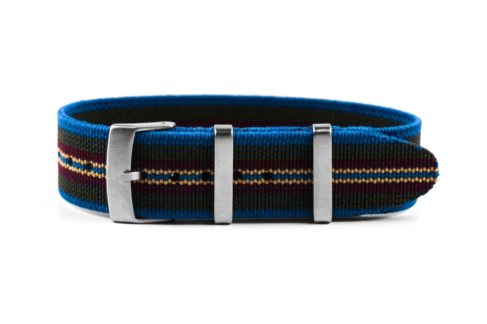 Elastic Single Pass Strap Spitfire (20 & 22 mm)