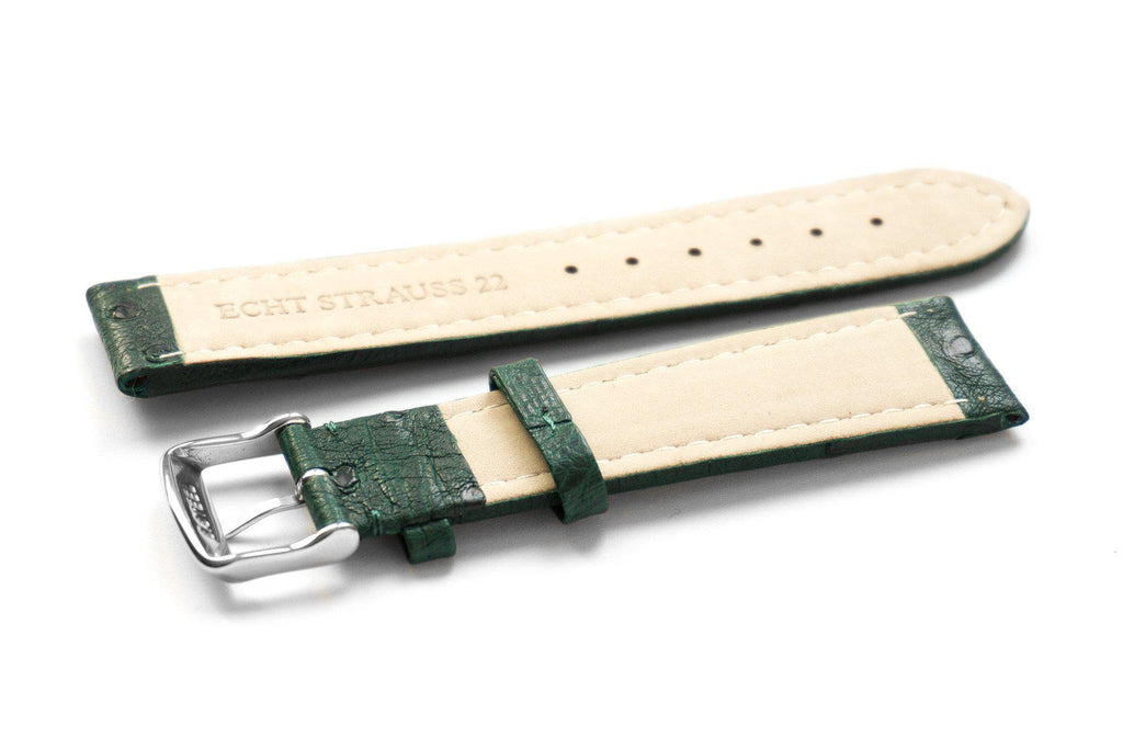 Genuine Ostrich Green - Cheapest NATO Straps  - 2