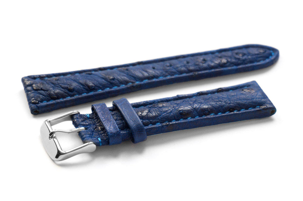 Genuine Ostrich Navy - Cheapest NATO Straps  - 1
